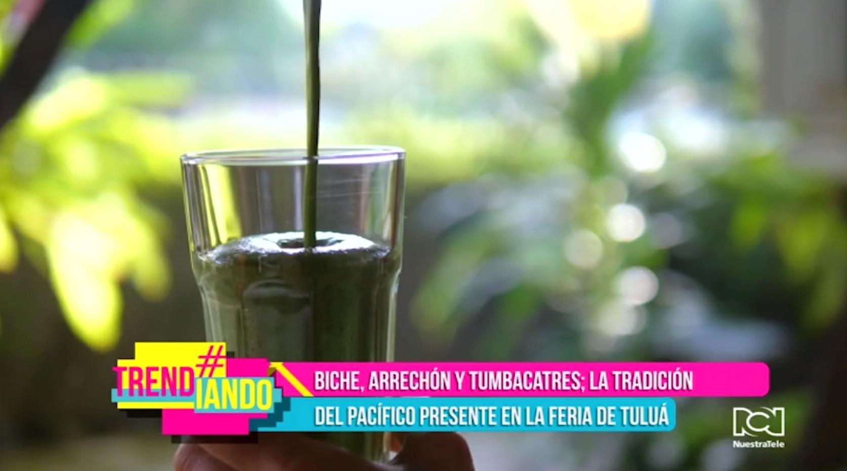 Bebidas ancestrales del Pacífico colombiano