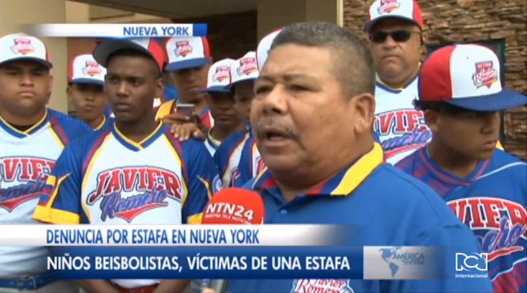 Estafan a jóvenes beisbolistas latinos en Nueva York