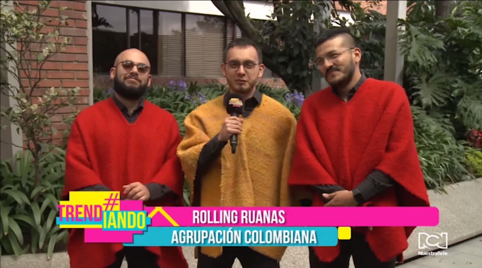 Rolling Ruanas Más allá del tiempo