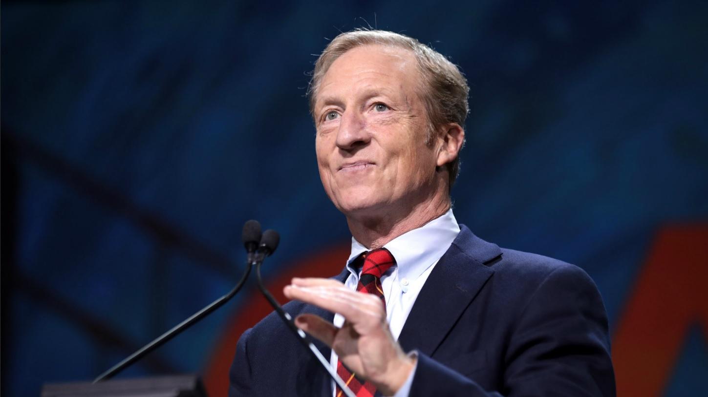 Tom Steyer buscará la nominación demócrata