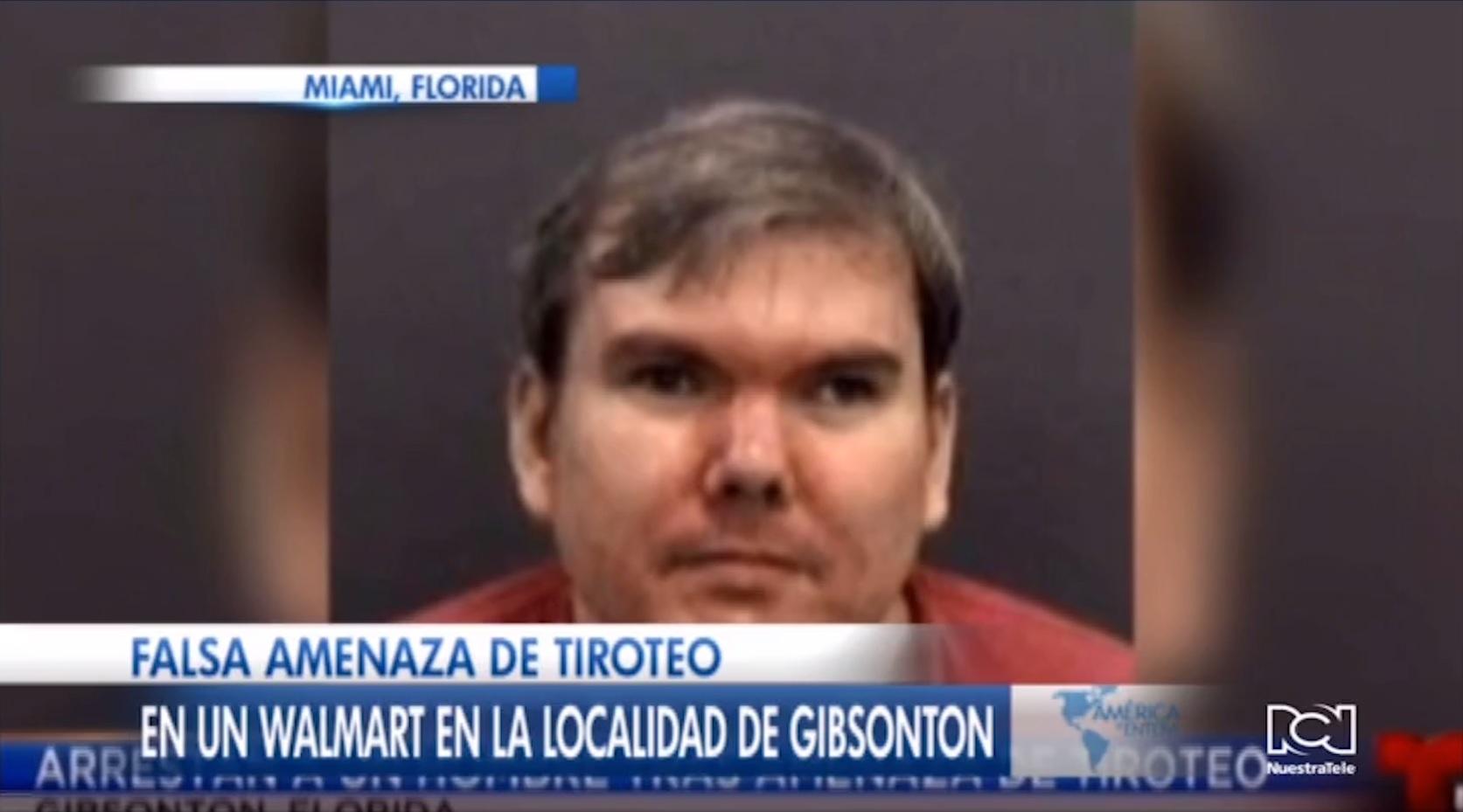 Amenaza de masacre en Walmart de Florida
