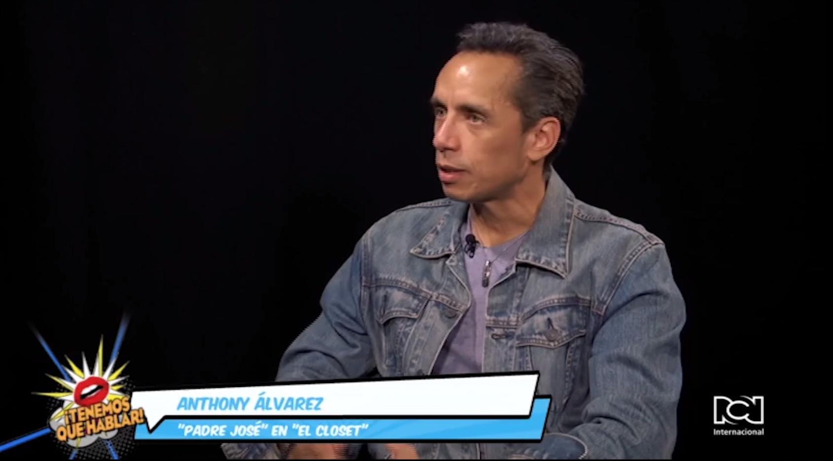 Anthony Álvarez en 'El Closet'