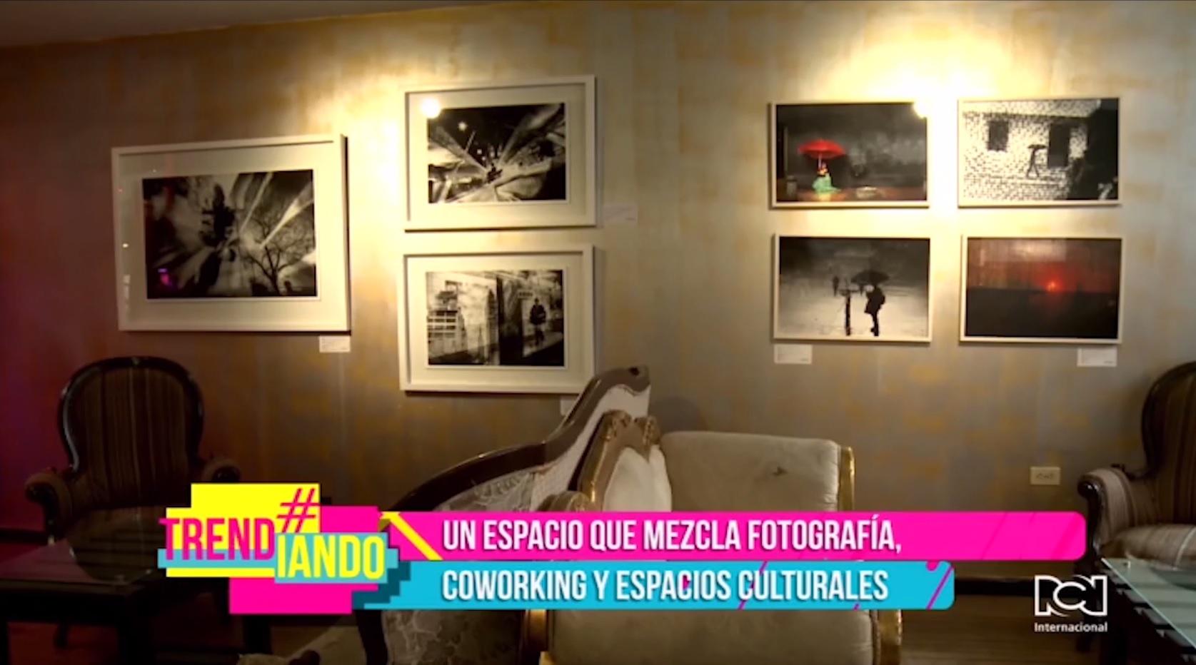 Arte y cultura en Casa Palma de Bogotá