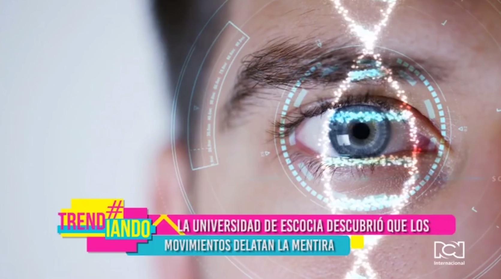 Detector de mentiras ocular