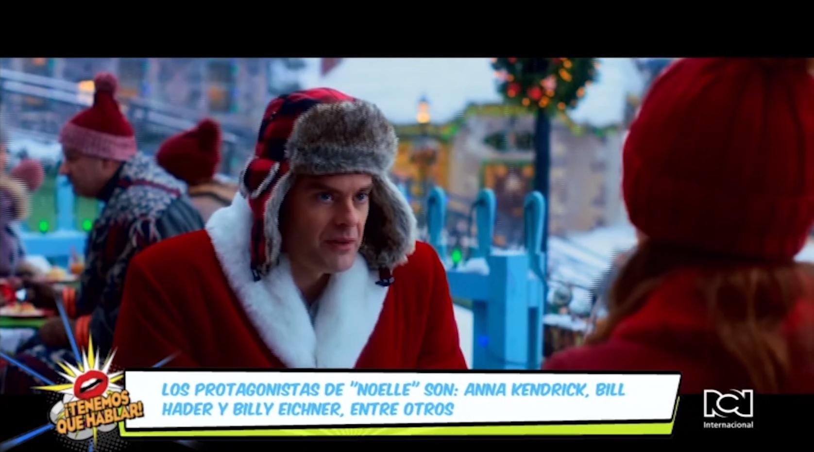 Disney adelantará la navidad para noviembre con el estreno de la película 'Noelle'