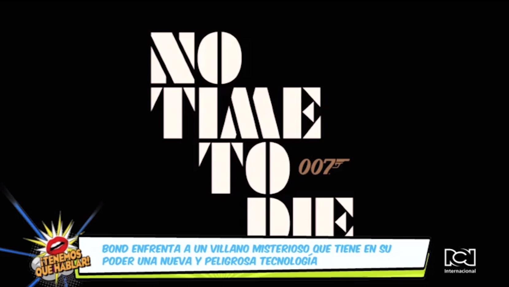Ya se conoce el título de la nueva entrega de James Bond