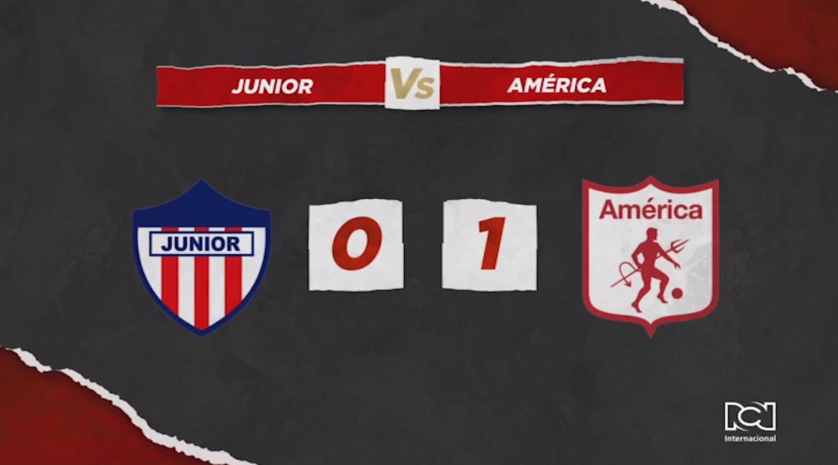 Junior Vs América