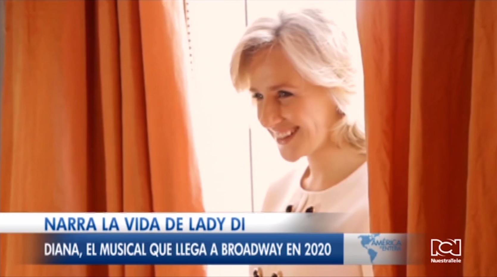 La vida de Lady Di llegará a Brodway con el musical 'Diana'