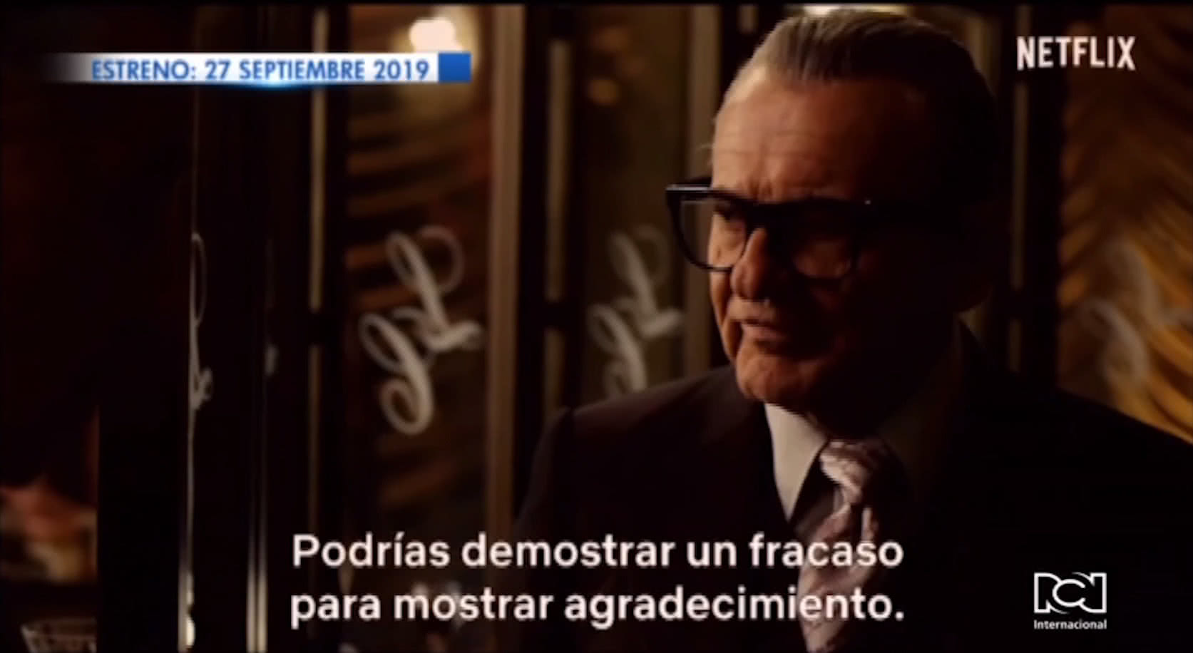 The Irishman de Netflix