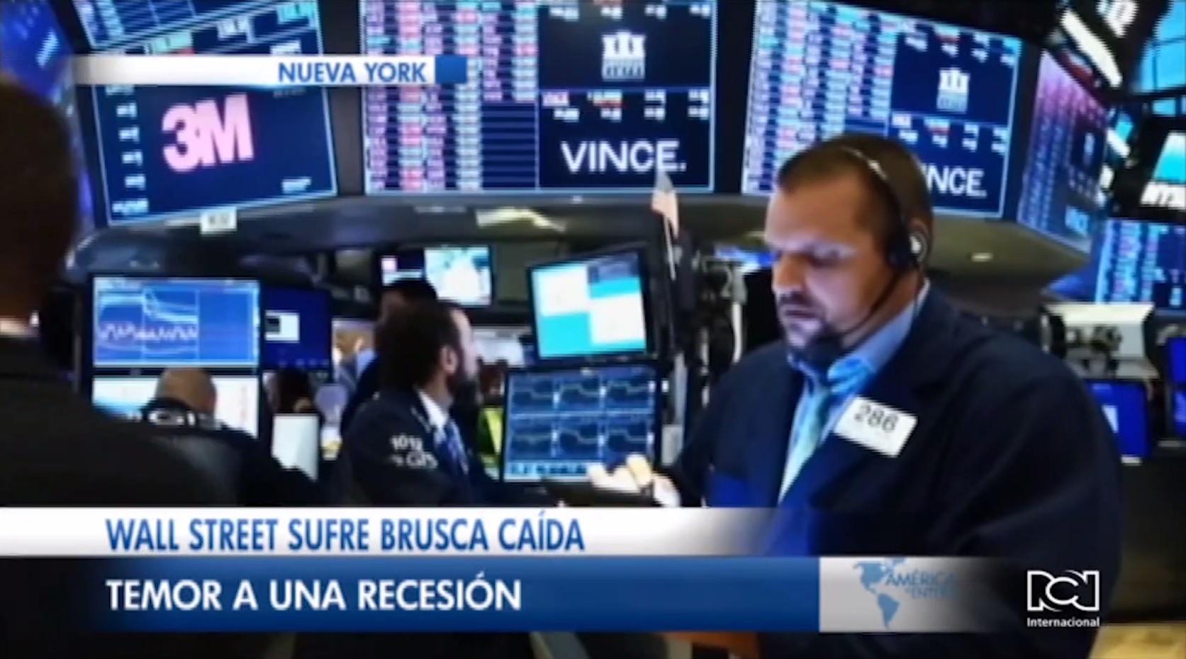 Crece el temor frente a una posible recesión económica