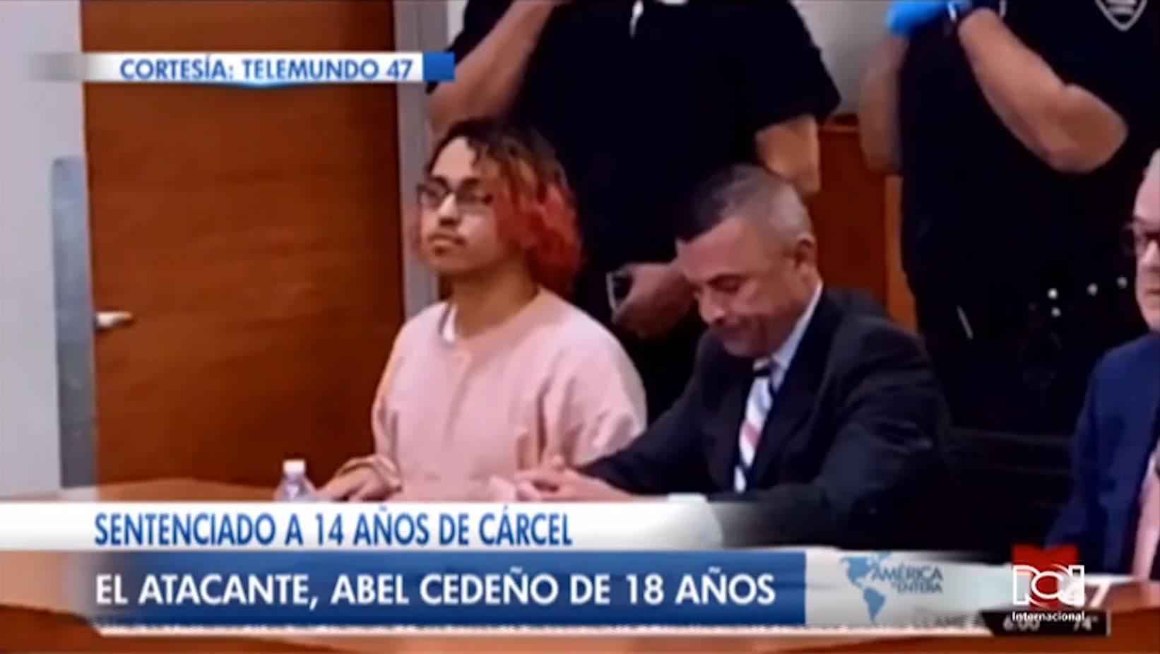 Condenan al estudiante dominicano que apuñaló a dos compañeros que le hacían bullying por ser homosexual