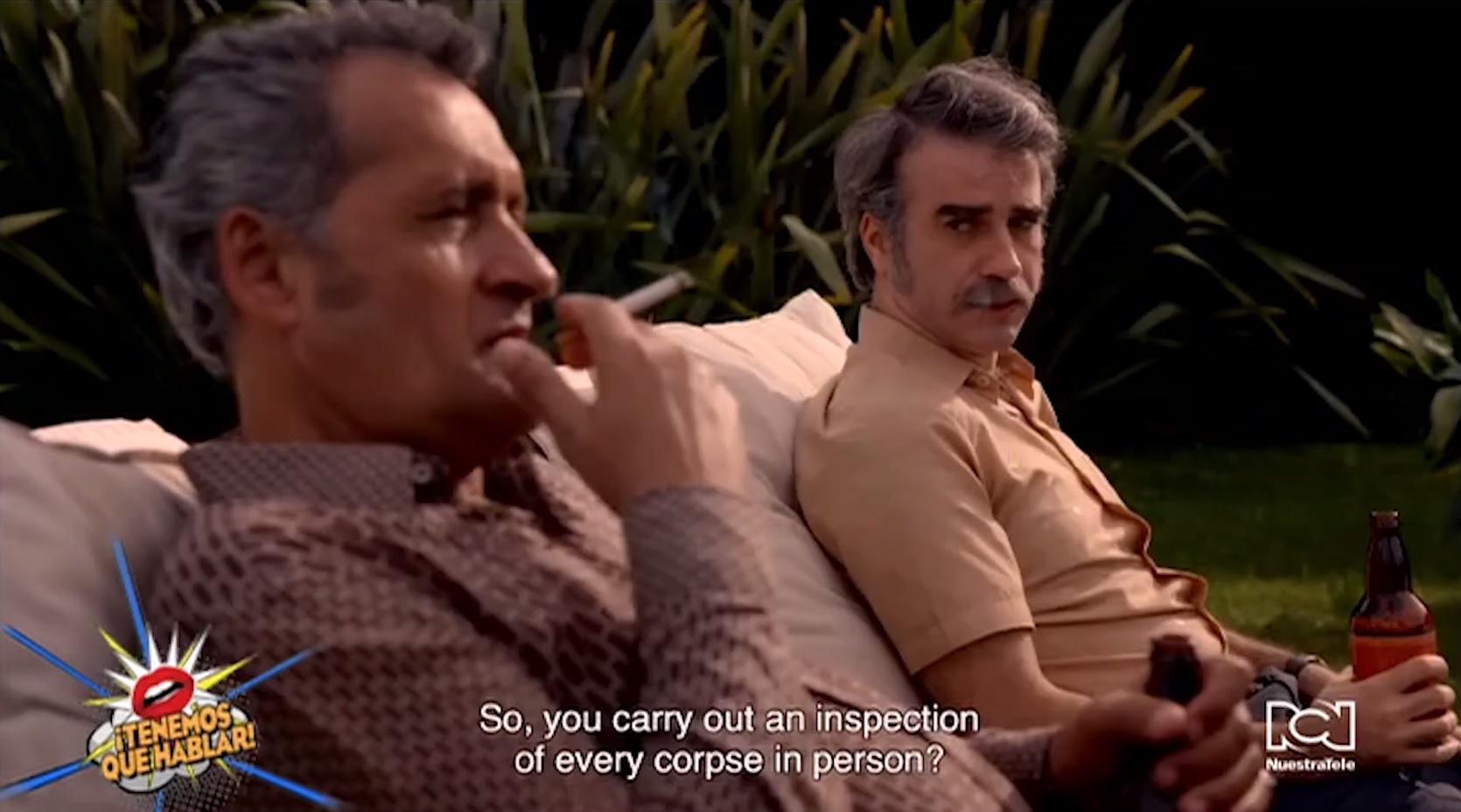 'Así habló el cambista' del uruguayo Federico Veiroj, llegará a finales de octubre al Festival de Cine de Nueva York