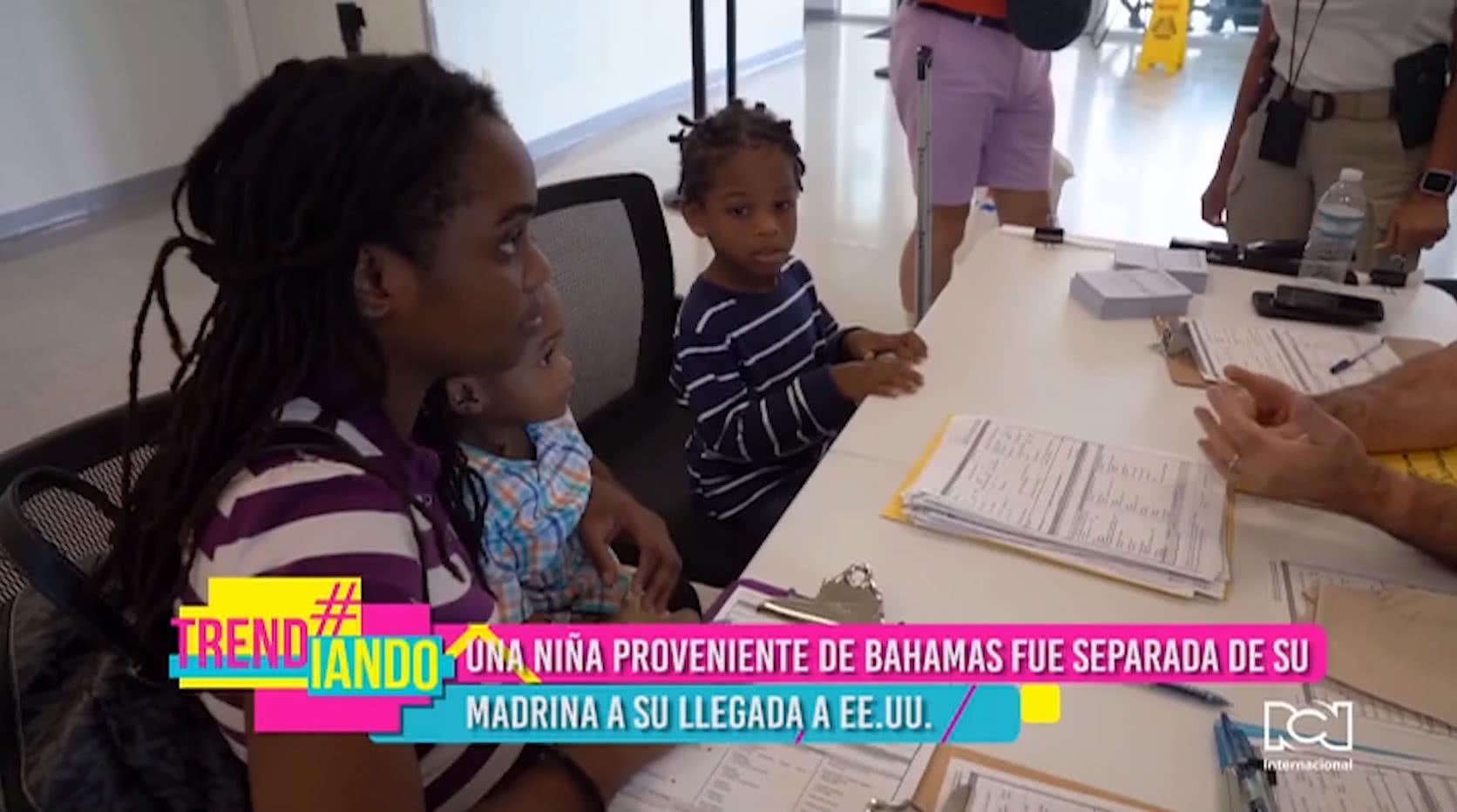 Distrito escolar de Palm Beach abre las puertas de sus escuelas a los niños afectados por el huracán Dorian en Bahamas