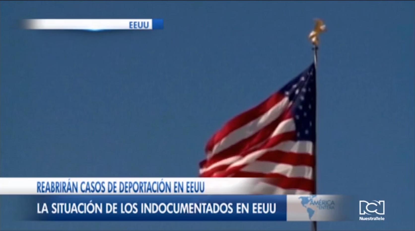 Estados Unidos elimina el blindaje contra la deportación de indocumentados enfermos