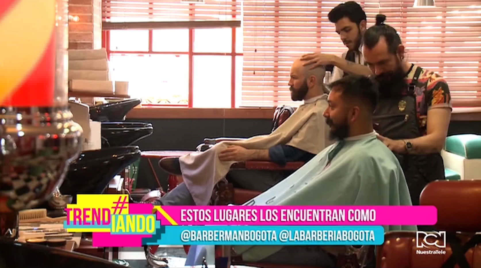 Estas son las dos barberías más 'cool' de Bogotá