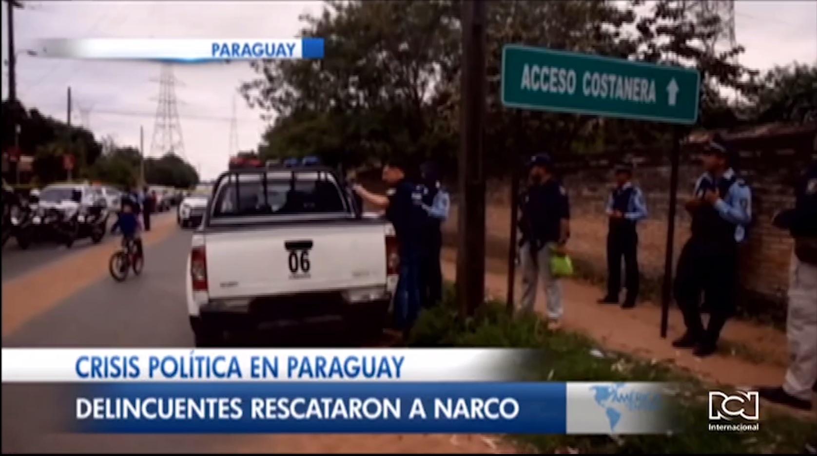 Delincuentes brasileños realizaron un operativo para liberar al narcotraficante paraguayo Teófilo Samudio