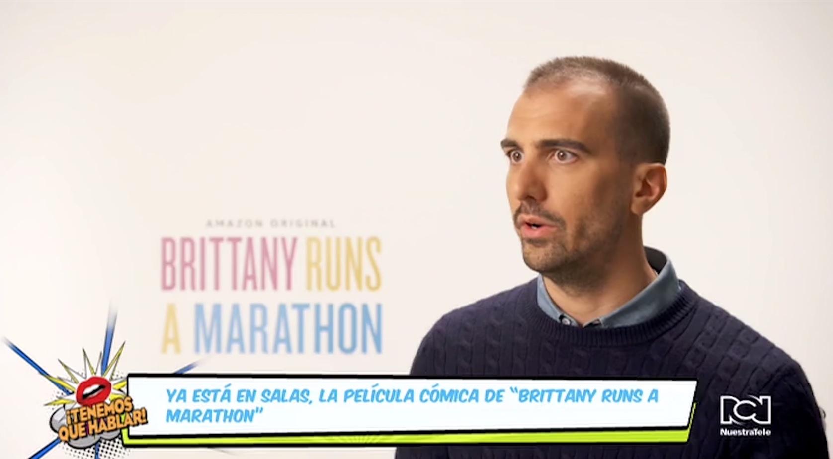 Ya está en salas la película cómica 'Brittany Runs a Marathon'
