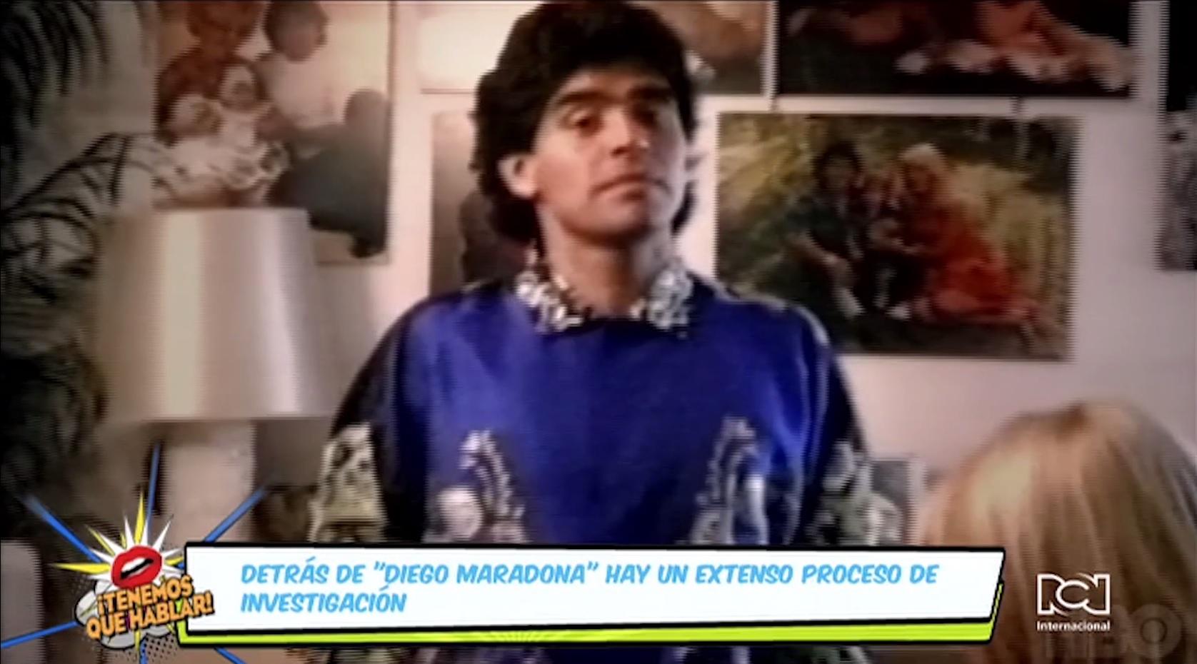 Asif Kapadia muestra las dos caras de Diego Armando Maradona en su nuevo documental