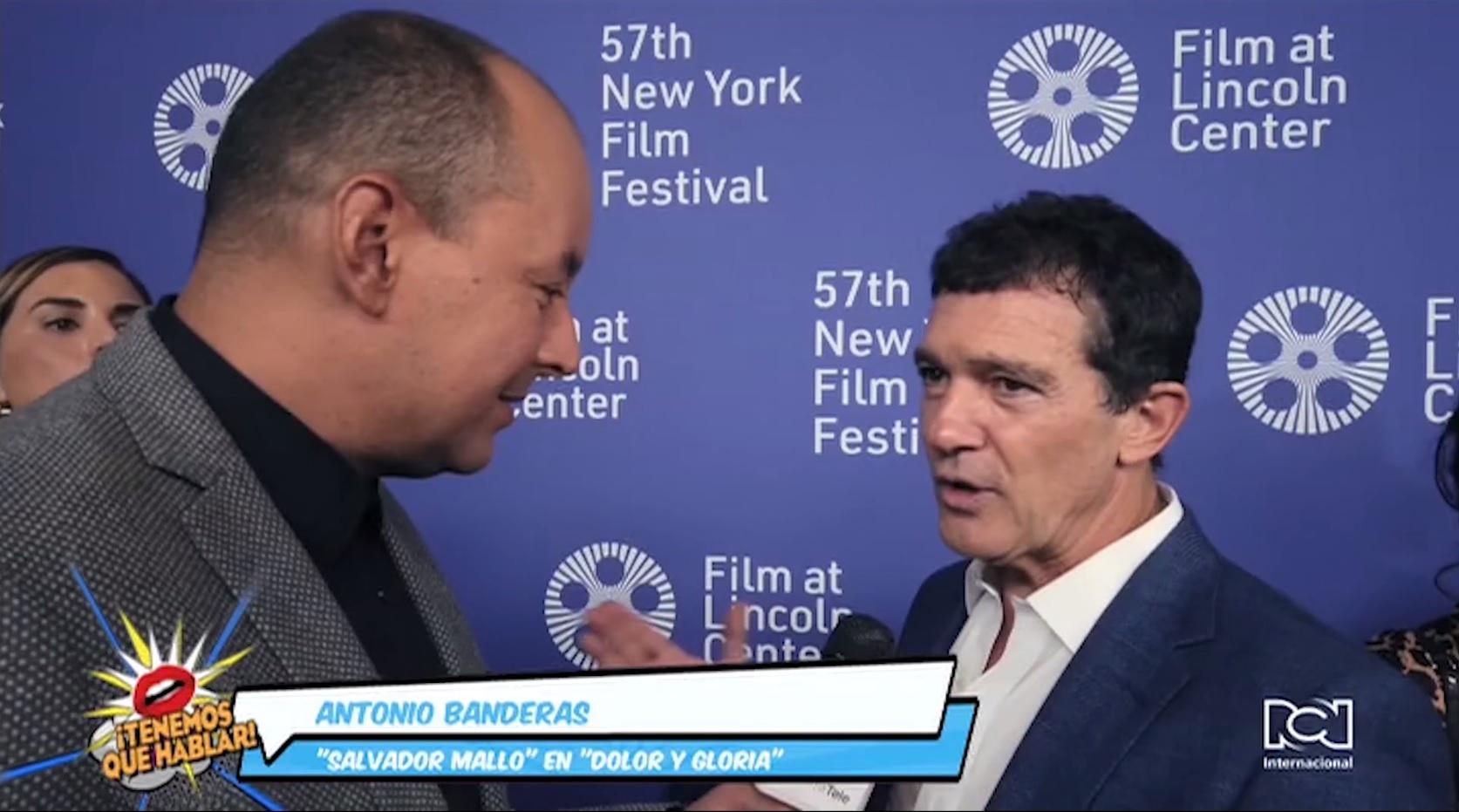 Ya está en salas de cine de Estados Unidos la película 'Dolor y Gloria' de Pedro Almodóvar