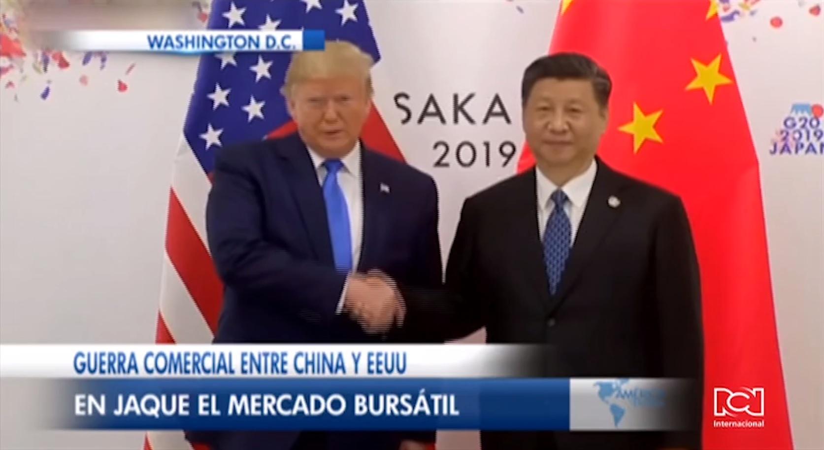 Guerra comercial entre Estados Unidos y China le ha costado USD 34.000 millones a los estadounidenses
