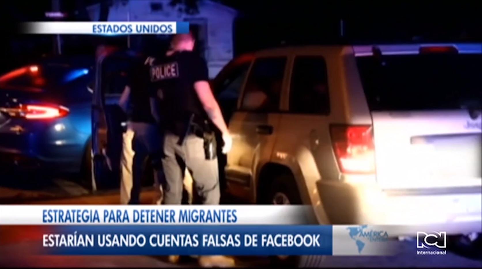 Agentes de ICE estarían usando cuentas falsas en redes sociales para rastrear indocumentados