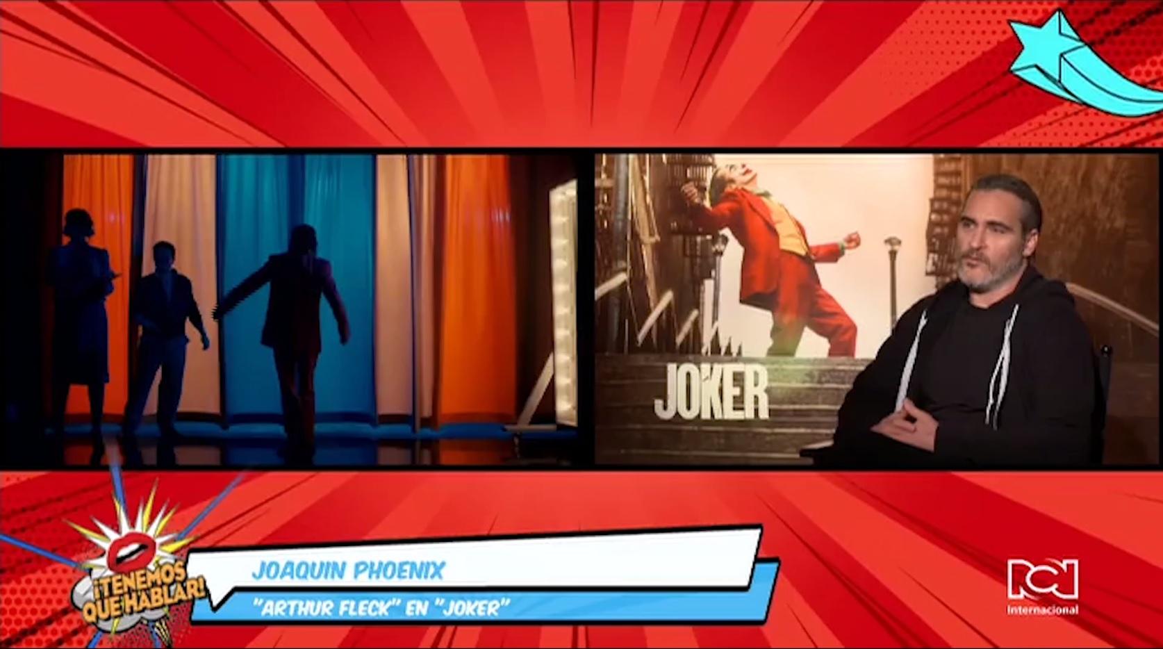 'Joker' fue un proceso energizante para Joaquin Phoenix