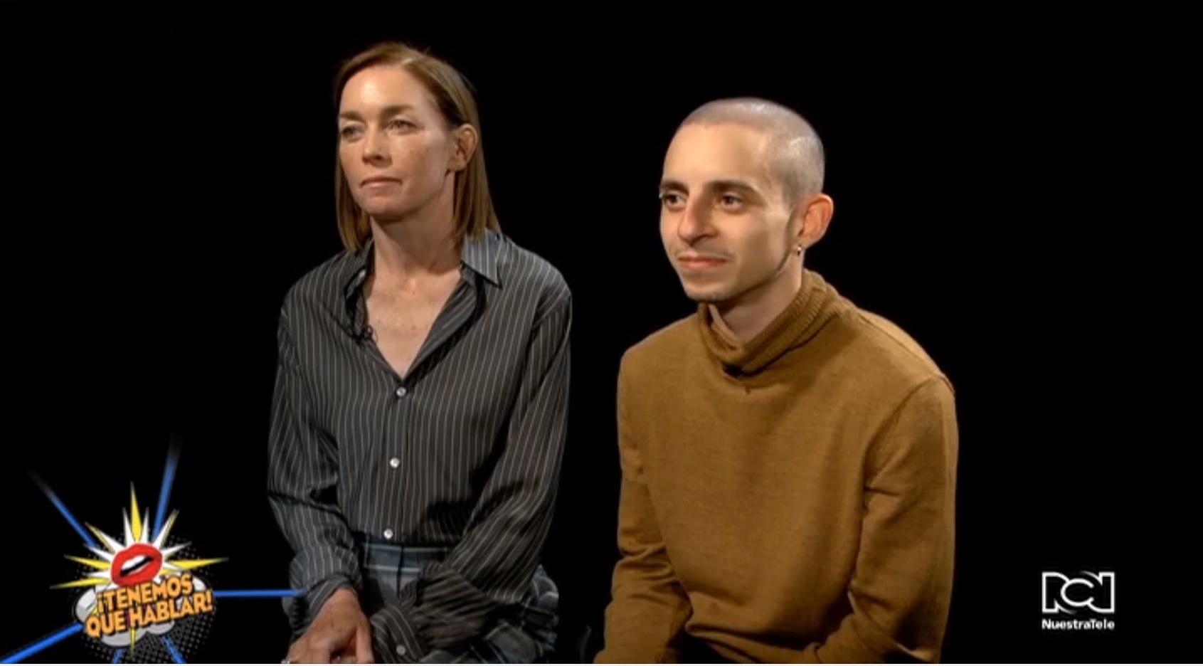 Julianne Nicholson y Móises Arias nos contaron su experiencia en la película 'Monos' de Alejandro Landes