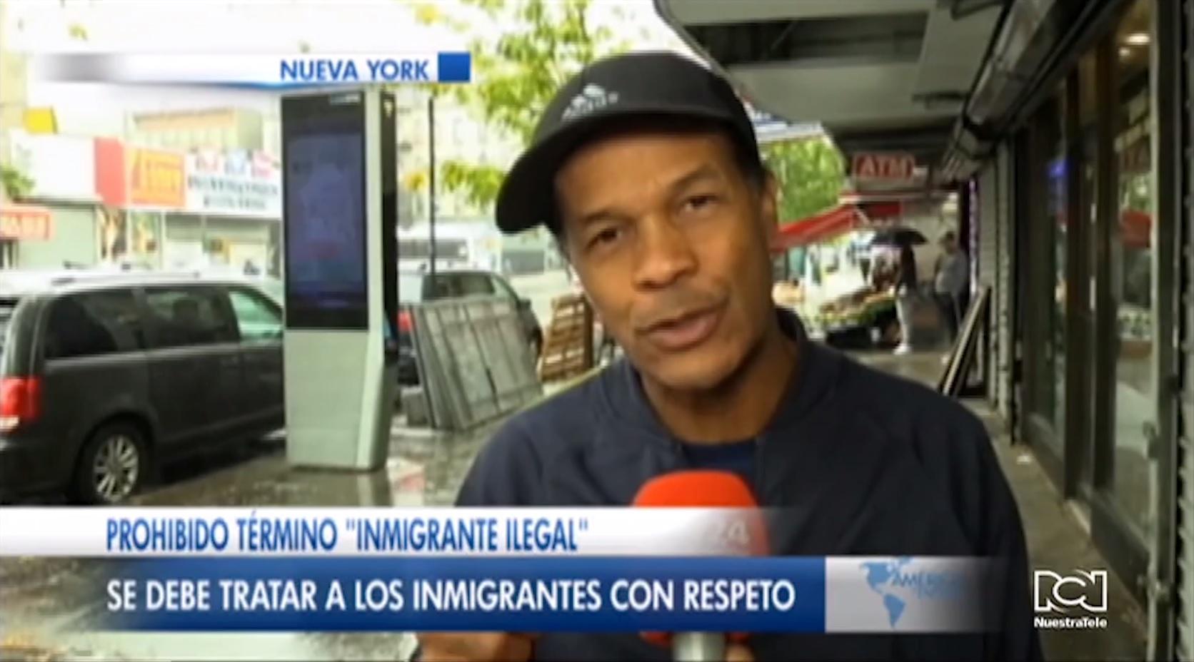 Nueva York impondrá multas a las personas que usen el termino 'inmigrante ilegal'