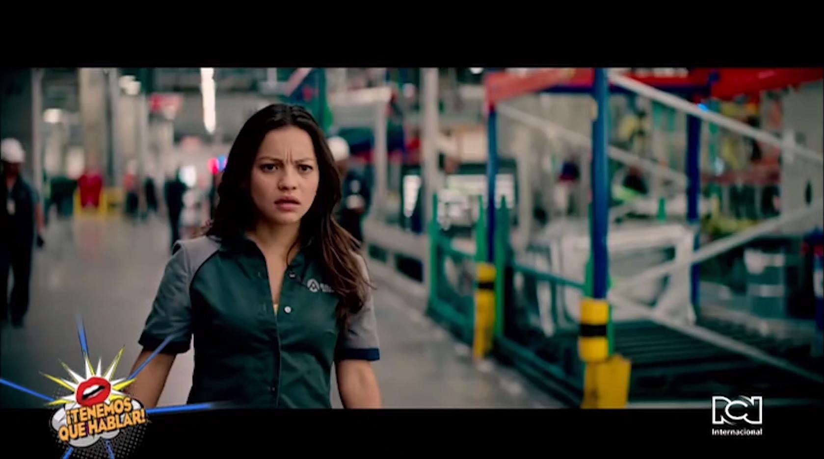 Natalia Reyes cuenta en español lo que ocurre con su personaje en 'Terminator: Dark Fate'