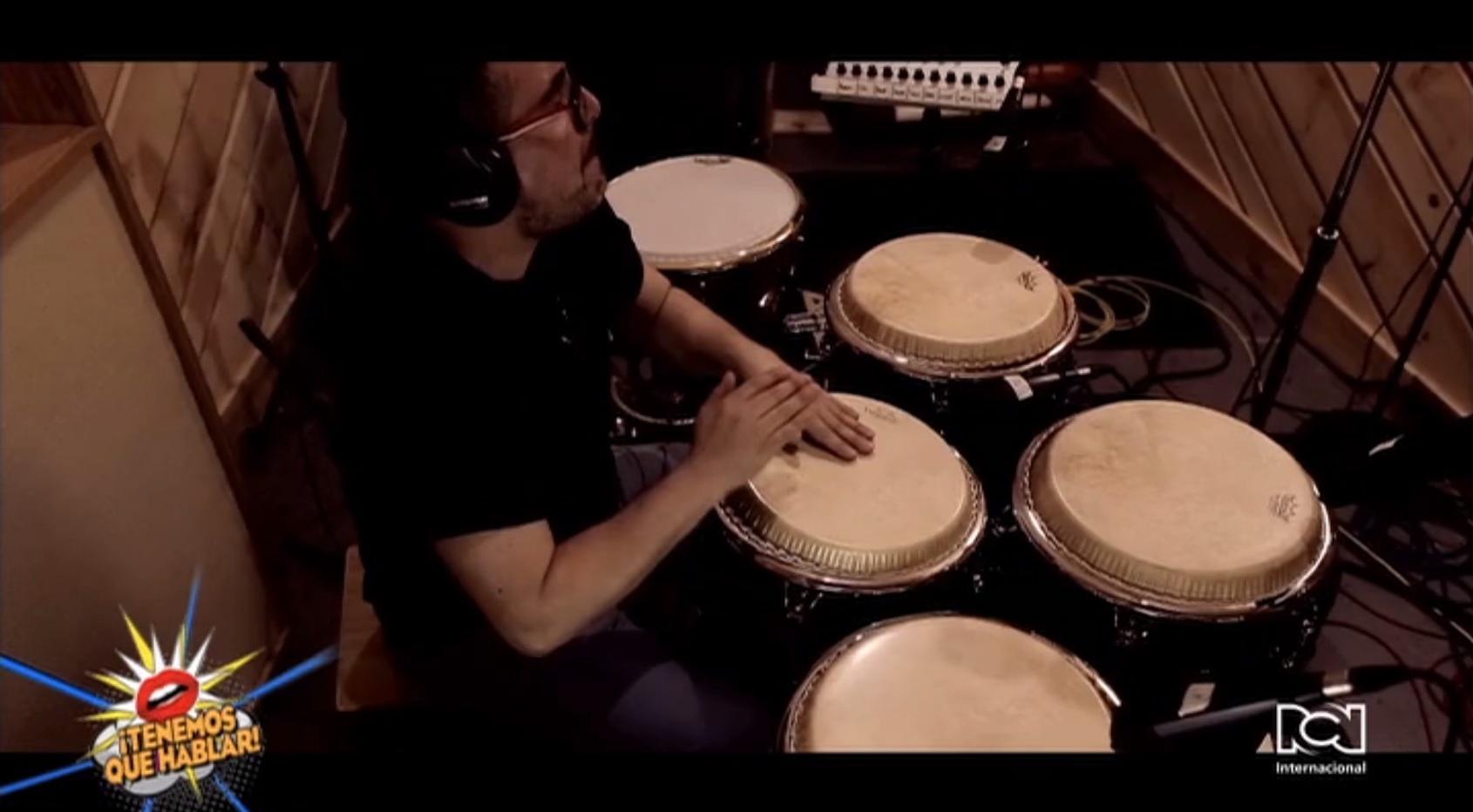 Percusionista colombiano Samuel Torres lanzó su nuevo álbum 'Alegría'