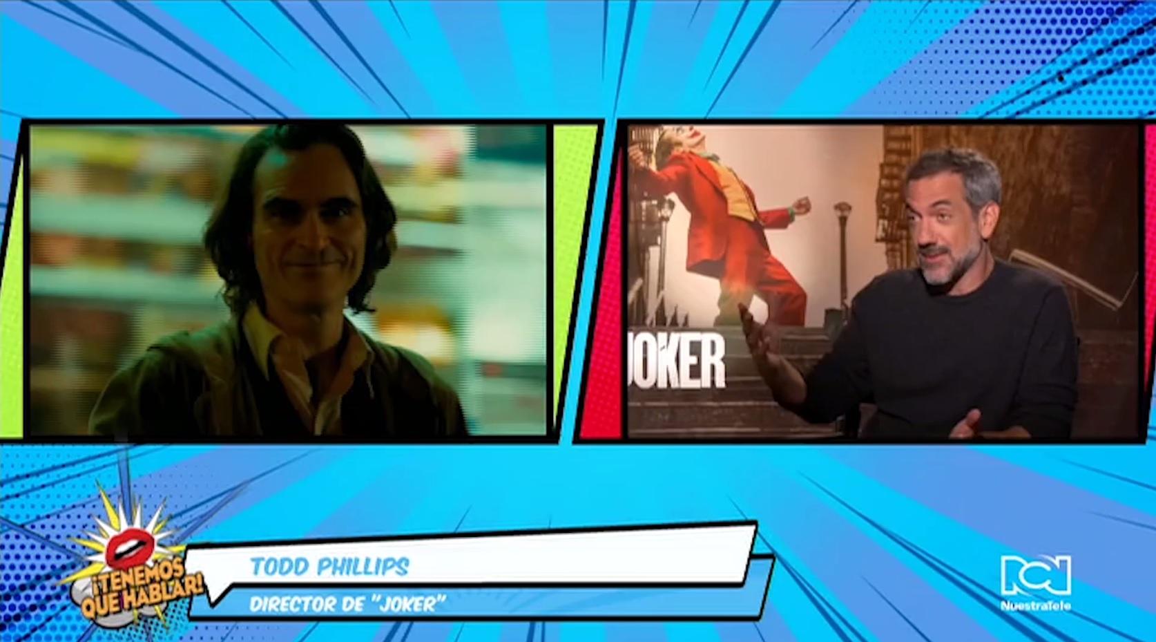 Todd Phillips habló sobre los desafíos de contar los orígenes del Joker