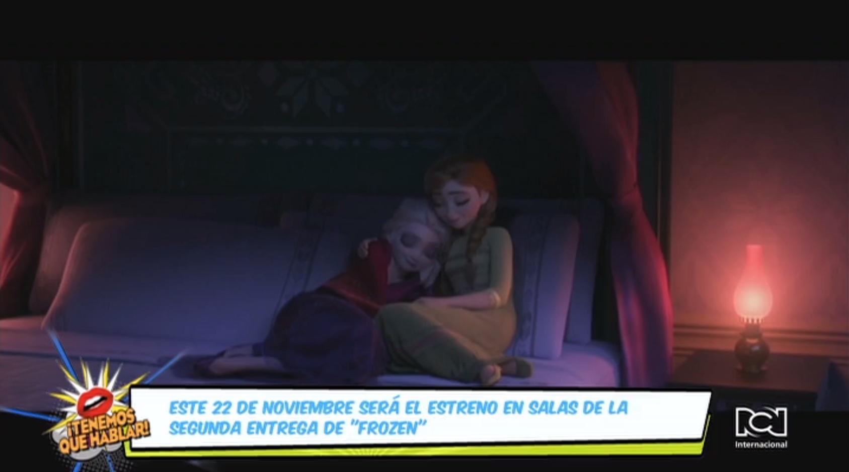 'Frozen 2' llegará a salas de cine este 22 de noviembre