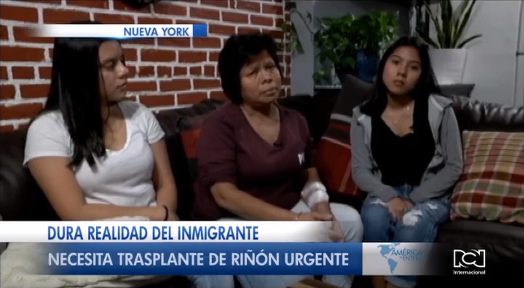 Migrante hispana que no puede ser trasplantada por ser indocumentada pide ayuda del Congreso de Estados Unidos