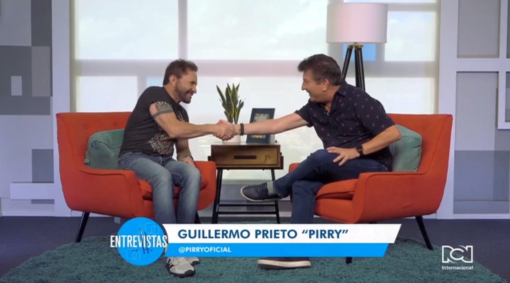 Entrevistas Con Hernán: Pirry