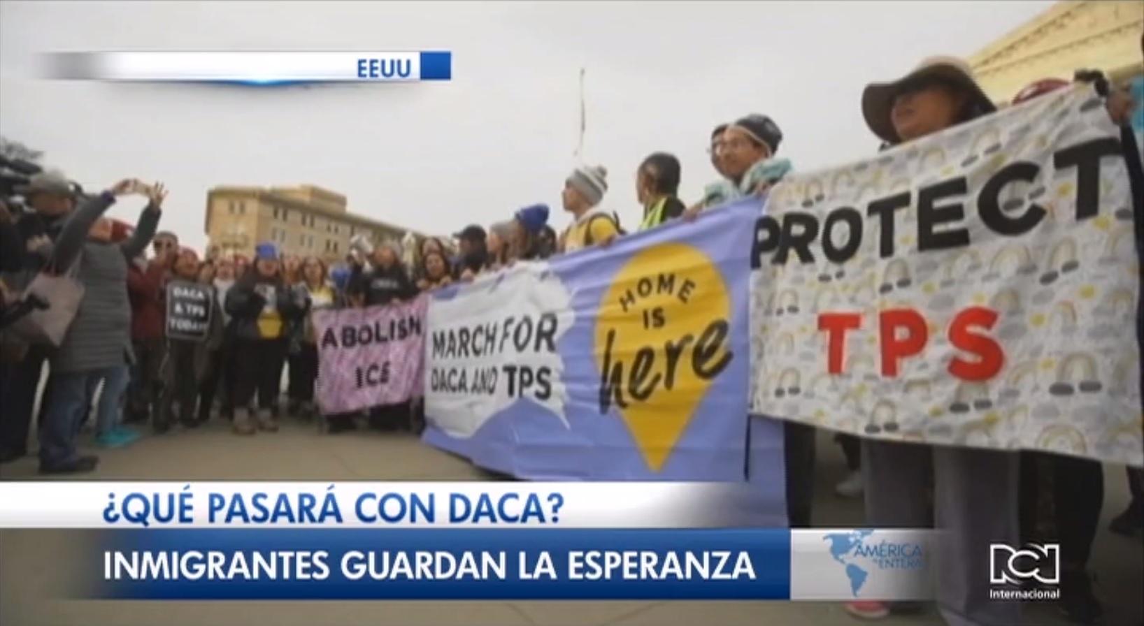 Dreamers proponen crear una coalición para que se retomen los debates de la Reforma Migratoria