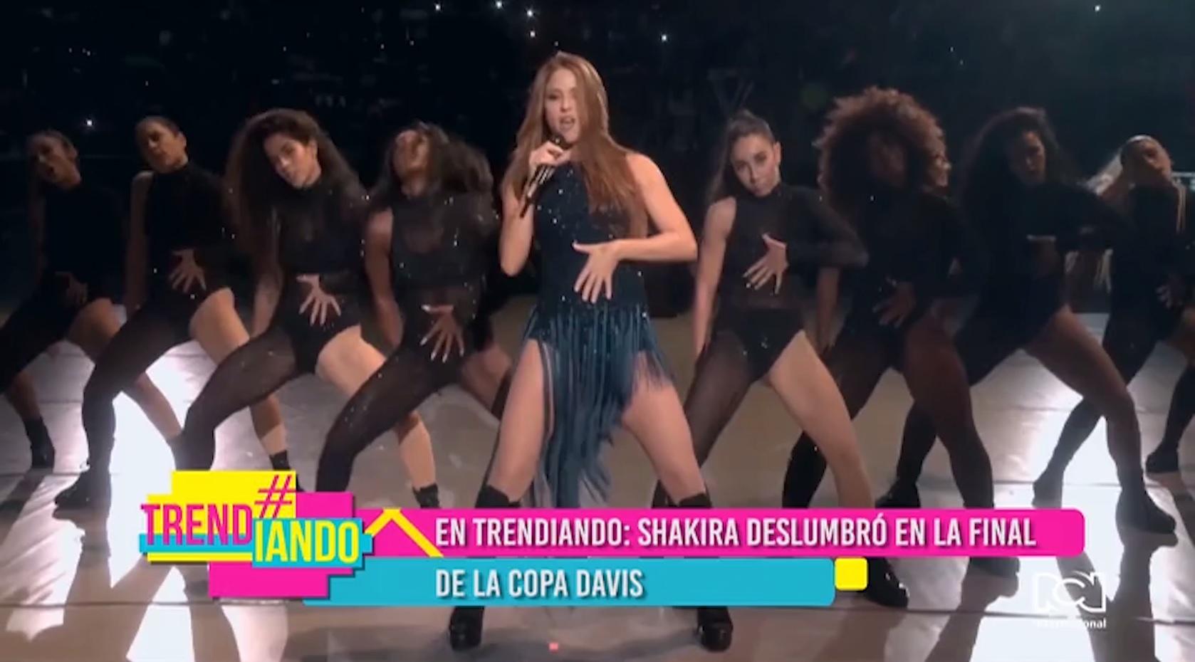 Lo más trending es Shakira