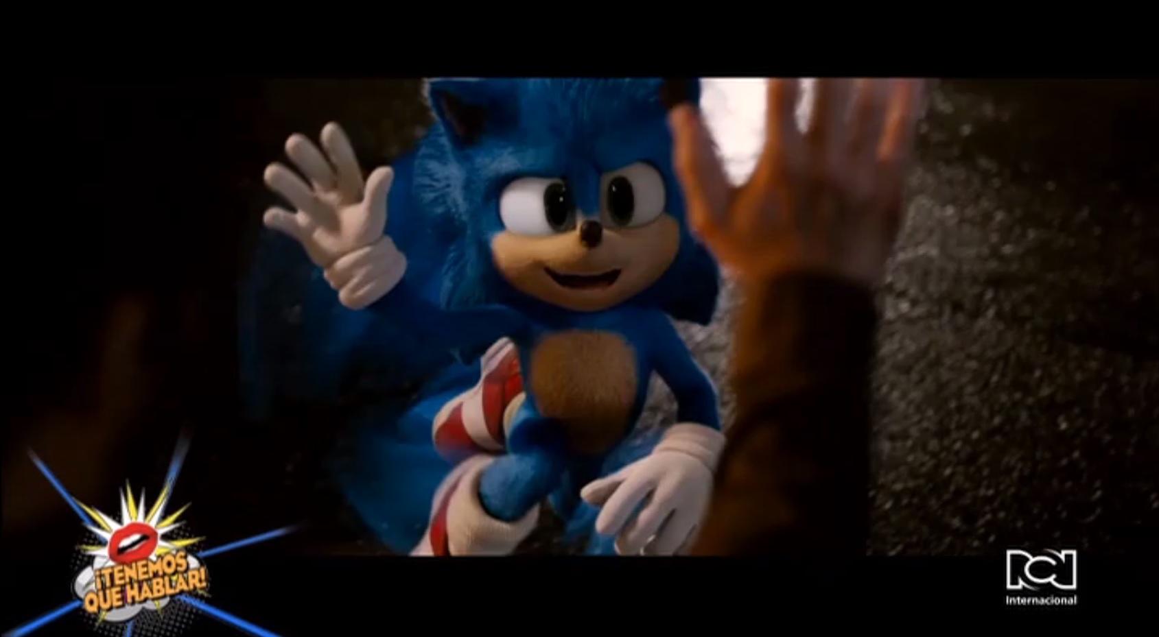 'Sonic The hedgehog' llegará el próximo 14 de febrero a salas de cine de EE.UU