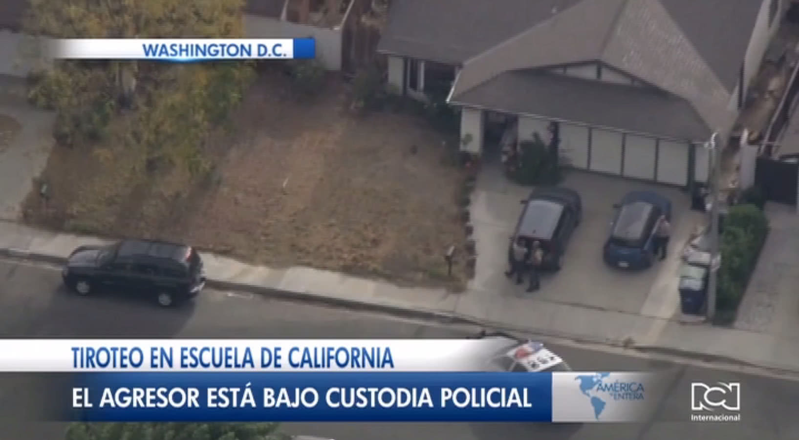 Se conocen nuevos detalles sobre el tiroteo en escuela de California