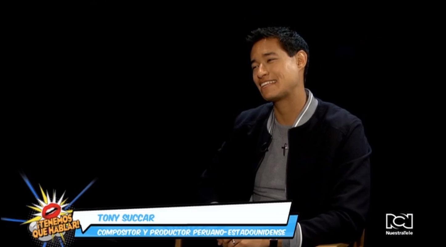 """""""Me esperaba una nominación, pero no cuatro"""": Peruano Tony Succar sobre sus nominaciones al Grammy Latino"""