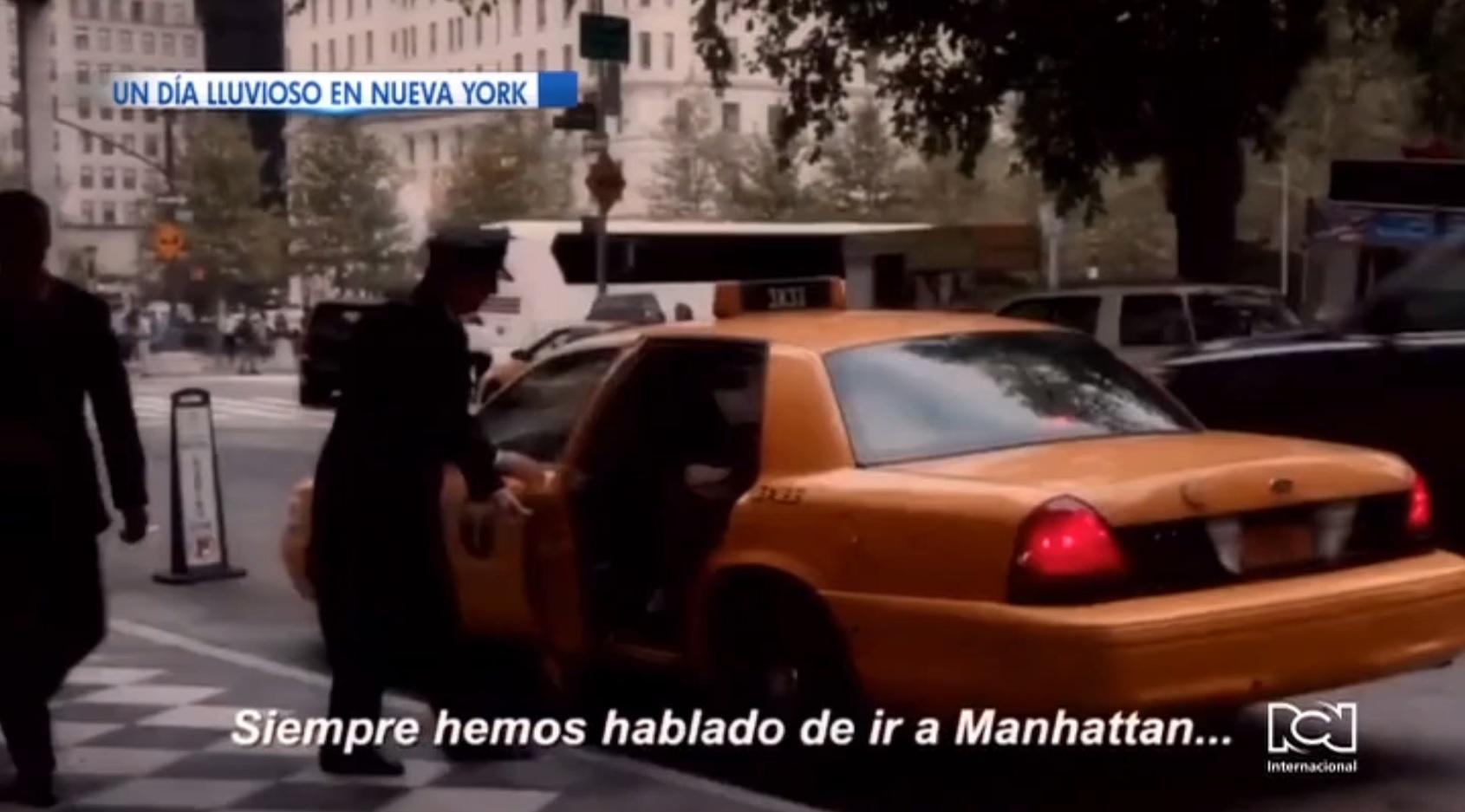 Woody Allen estrenó en Latinoamérica su película 'Un día lluvioso en Nueva York'