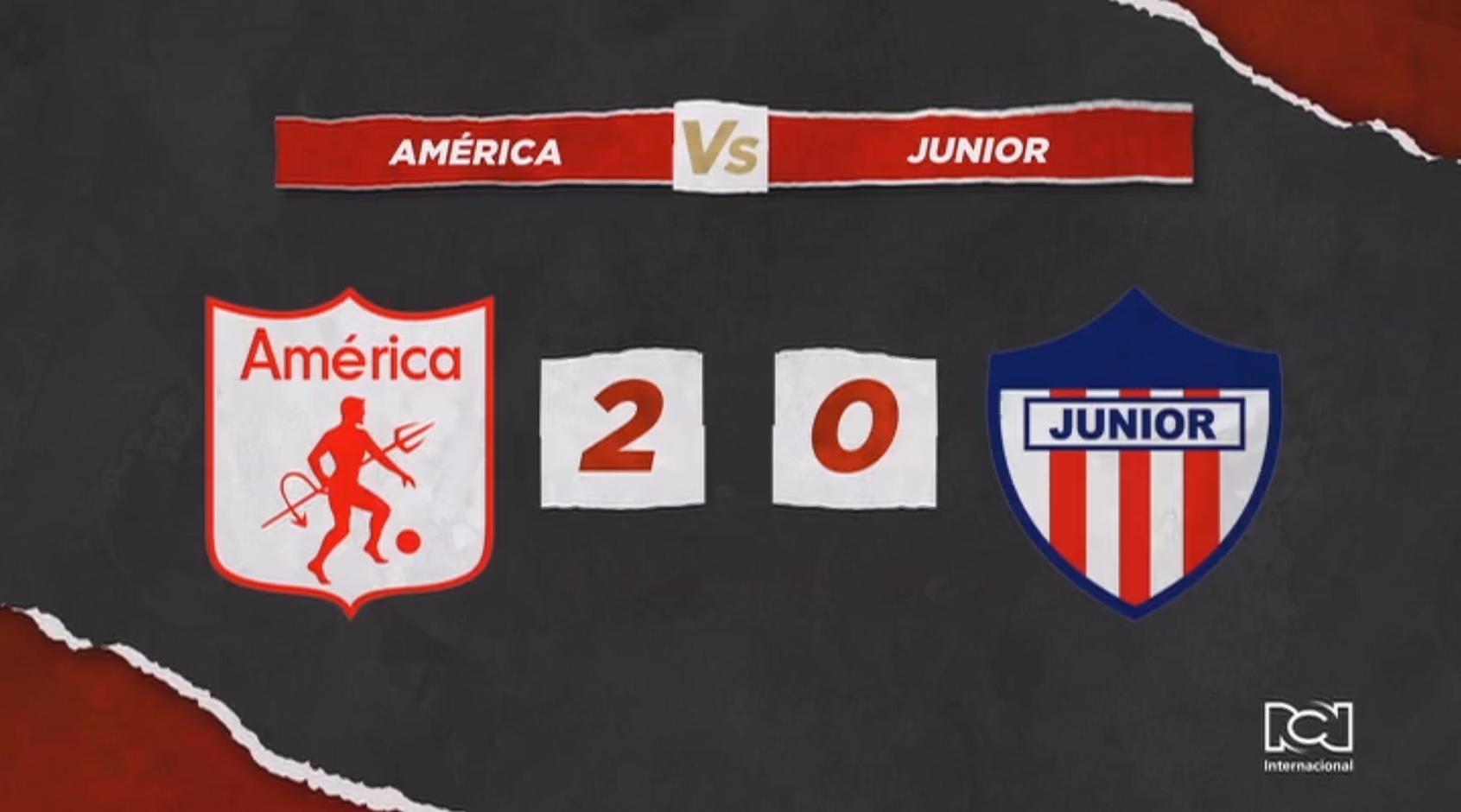 América de Cali campeón de la Liga Águila 2019/2