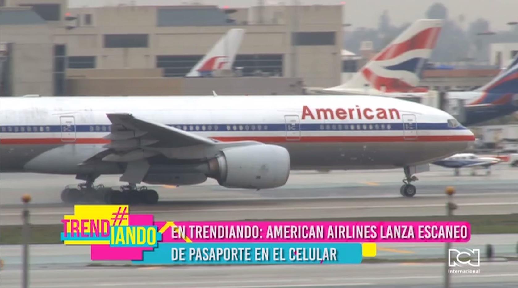 Lo más trending es American Airlines.
