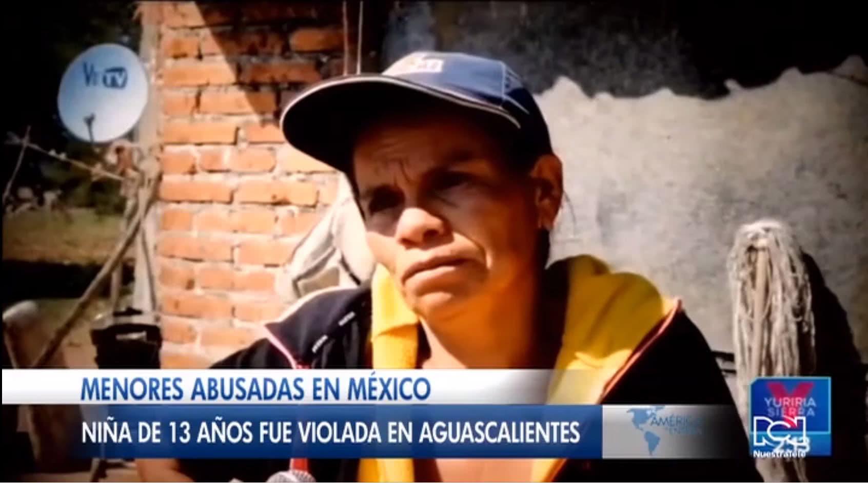 Investigan presunto caso de abuso sexual a una menor de edad con retraso mental en México