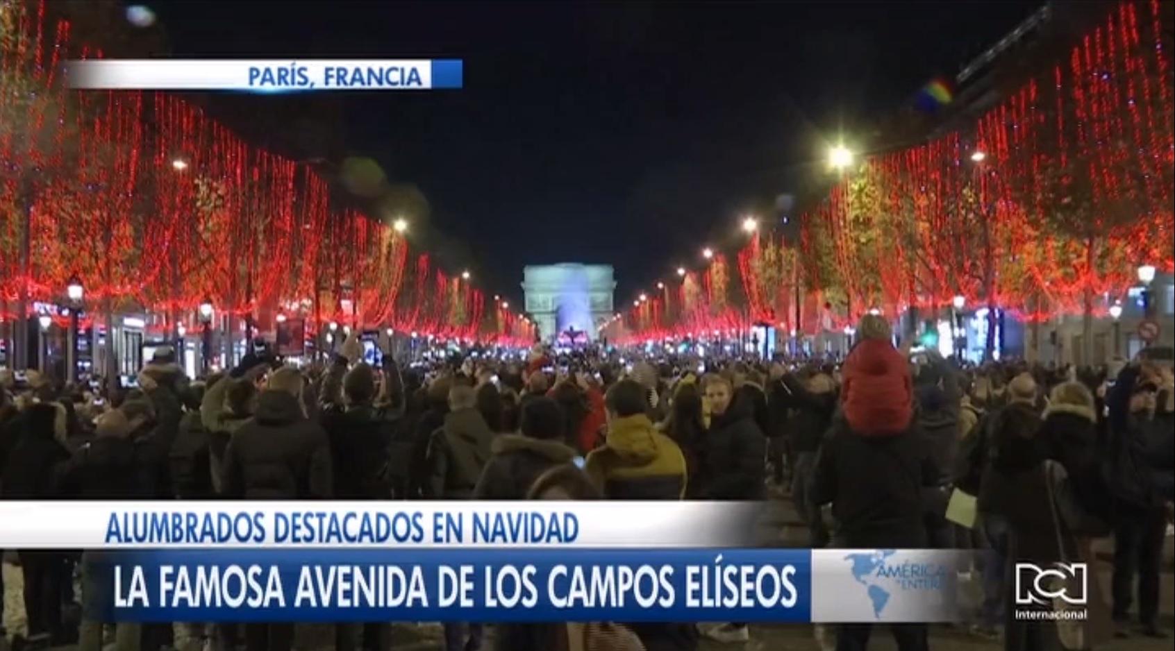 Así brillan las capitales europeas en la llegada de la navidad