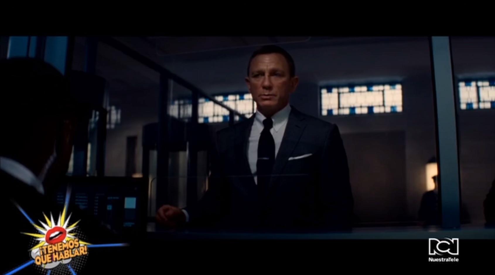 Lanzan el primer tráiler de 'No Time to Die', la XXV entrega de la saga de James Bond