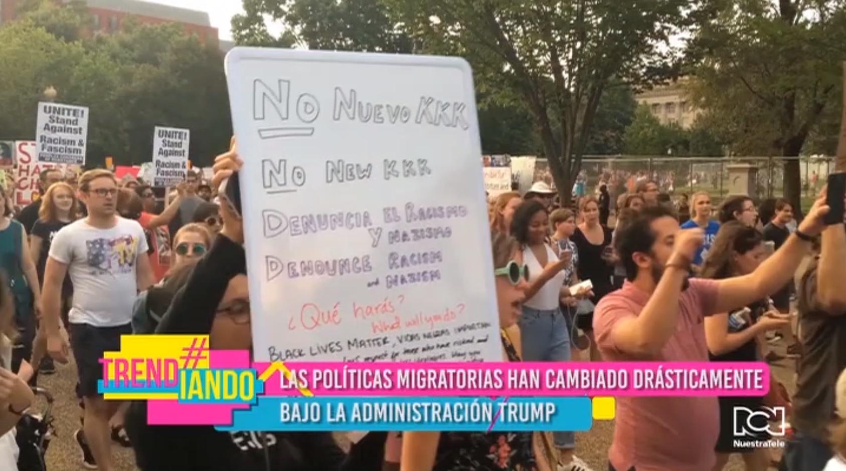 ¿Cómo afecta a los migrantes una posible reelección de Donald Trump?