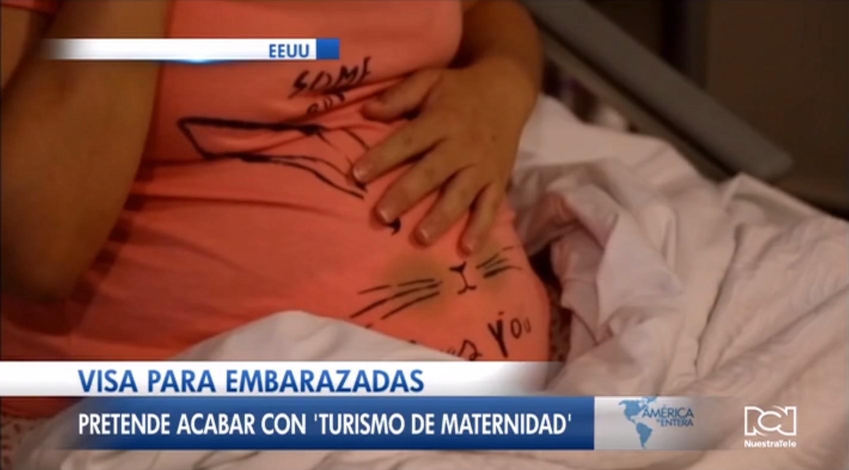 Estados Unidos negará visas a mujeres embarazadas