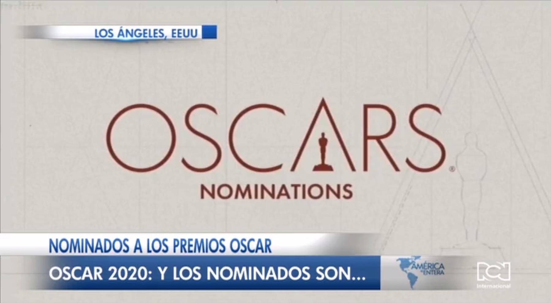 'Joker' lidera las nominaciones a los Premios Óscar 2020