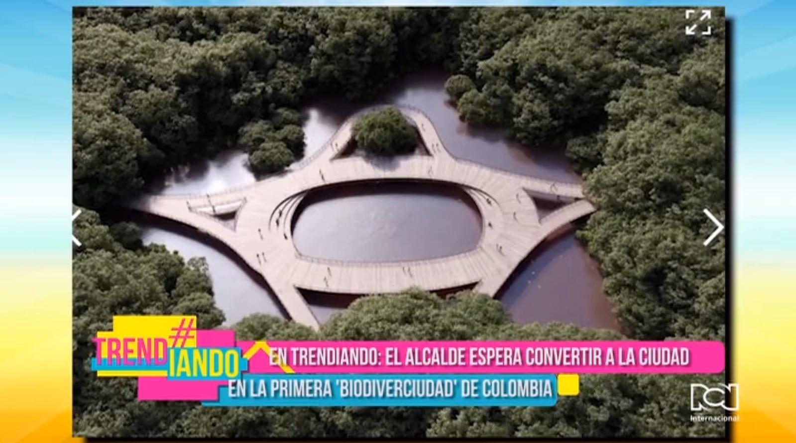 Barranquilla busca ser la primera 'biodiverciudad' de Colombia