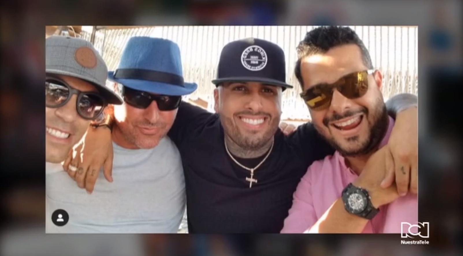 """""""El negocio del entretenimiento tiene dos factores: confianza del artista y dinero"""": Edgar Martinez"""